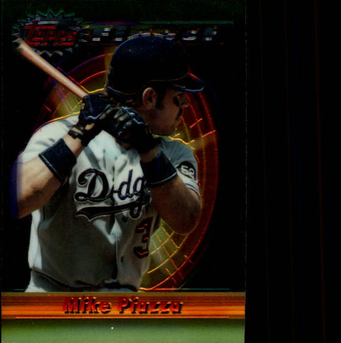 1994 Finest #1 Mike Piazza FIN