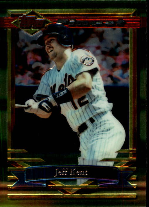 1994 Finest #33 Jeff Kent