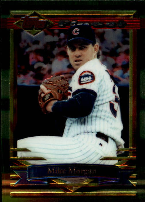 1994 Finest #96 Mike Morgan