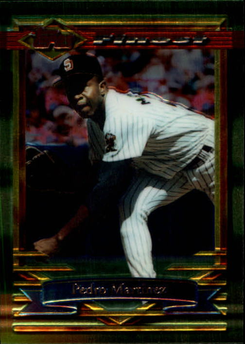 1994 Finest #101 Pedro A.Martinez RC