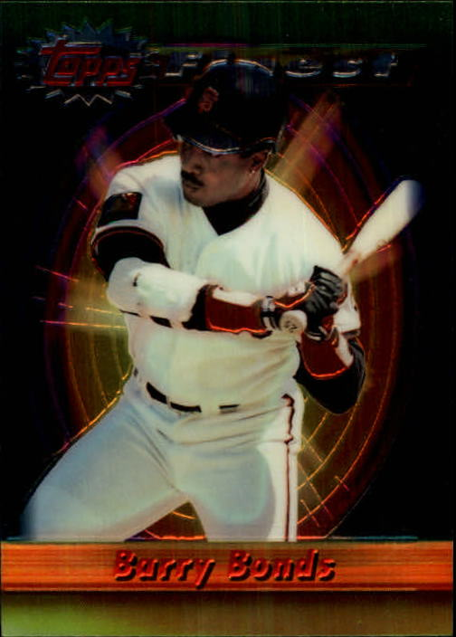 1994 Finest #230 Barry Bonds FIN
