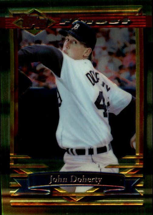 1994 Finest #277 John Doherty