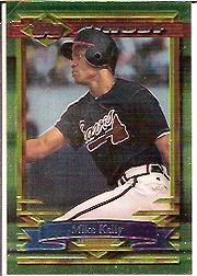 1994 Finest #329 Mike Kelly