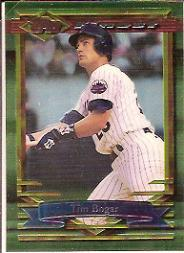 1994 Finest #354 Tim Bogar