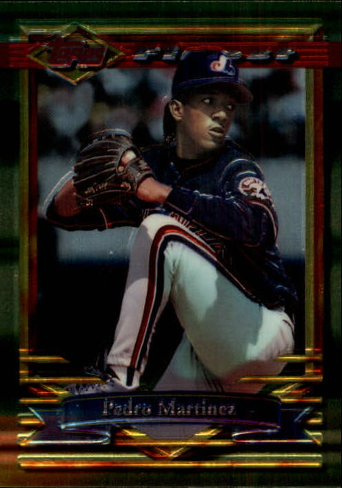 1994 Finest #362 Pedro Martinez