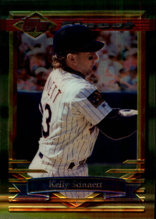 1994 Finest #369 Kelly Stinnett RC