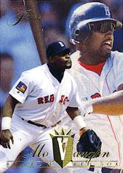 1994 Flair #18 Mo Vaughn