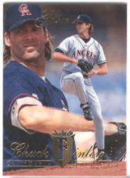 1994 Flair #22 Chuck Finley