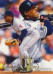 1994 Flair #26 Eduardo Perez