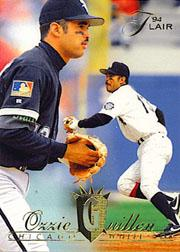 1994 Flair #31 Ozzie Guillen