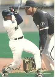 1994 Flair #36 Frank Thomas