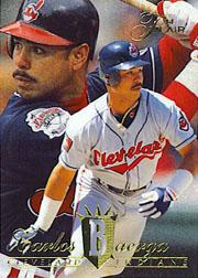 1994 Flair #37 Carlos Baerga