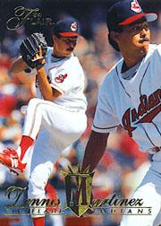 1994 Flair #41 Dennis Martinez