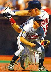 1994 Flair #45 Jim Thome