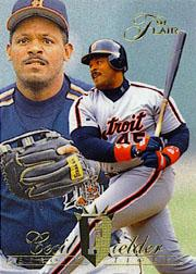 1994 Flair #49 Cecil Fielder