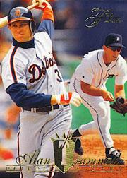 1994 Flair #53 Alan Trammell