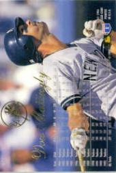 1994 Flair #84 Don Mattingly back image