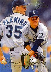 1994 Flair #102 Dave Fleming