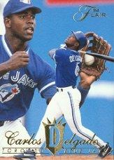 1994 Flair #117 Carlos Delgado