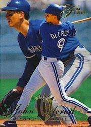1994 Flair #120 John Olerud