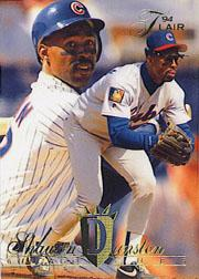 1994 Flair #136 Shawon Dunston