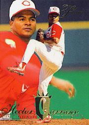 1994 Flair #145 Hector Carrasco