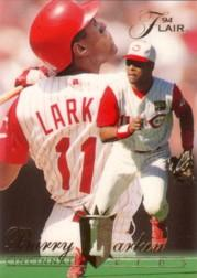 1994 Flair #146 Barry Larkin