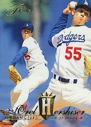 1994 Flair #178 Orel Hershiser