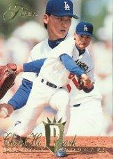 1994 Flair #181 Chan Ho Park RC