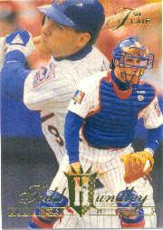1994 Flair #198 Todd Hundley