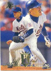 1994 Flair #200 Jeff Kent