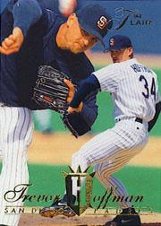 1994 Flair #234 Trevor Hoffman