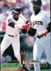 1994 Flair #239 Barry Bonds
