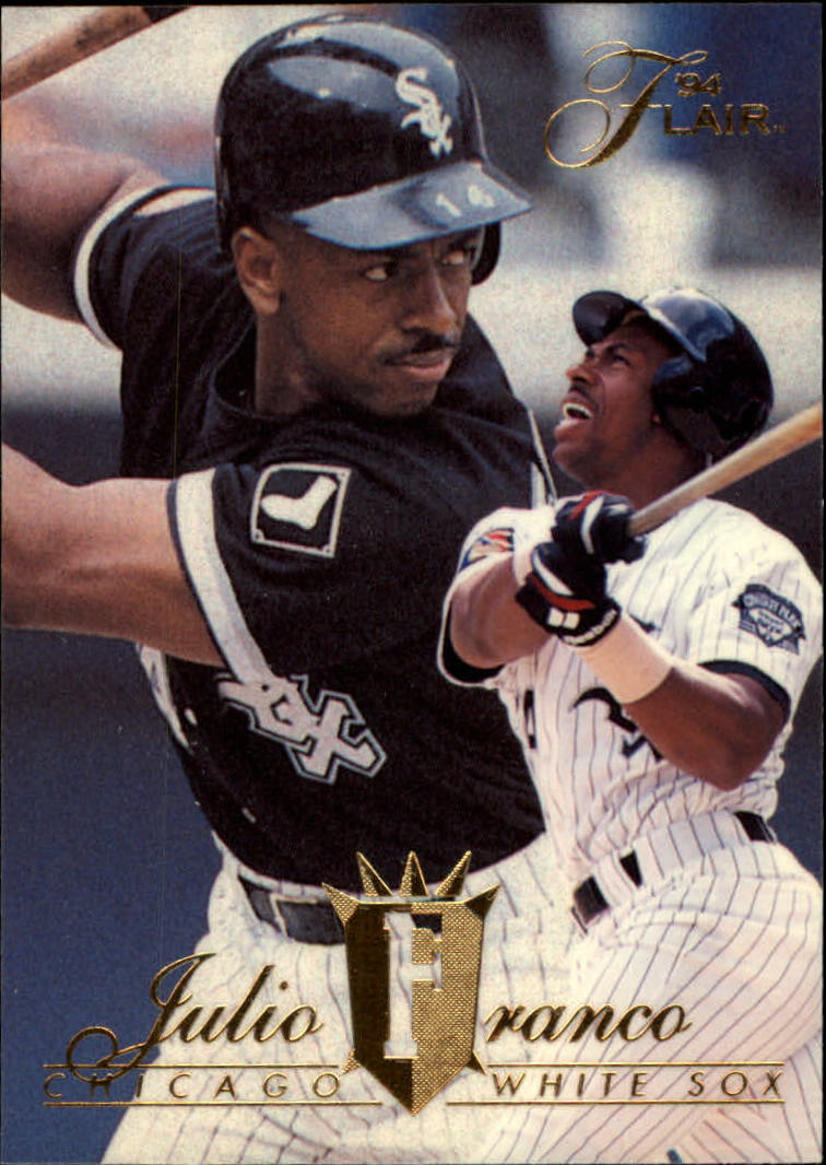 1994 Flair #276 Julio Franco
