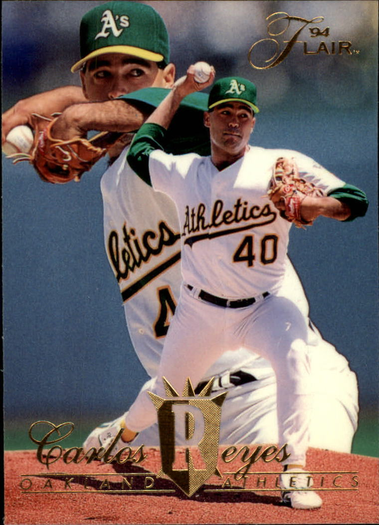 1994 Flair #332 Carlos Reyes RC