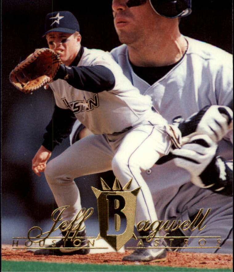 1994 Flair #385 Jeff Bagwell
