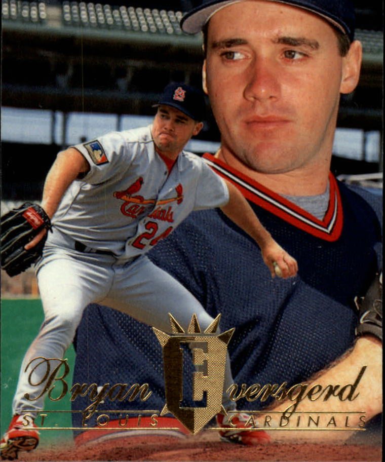 1994 Flair #427 Bryan Eversgerd RC
