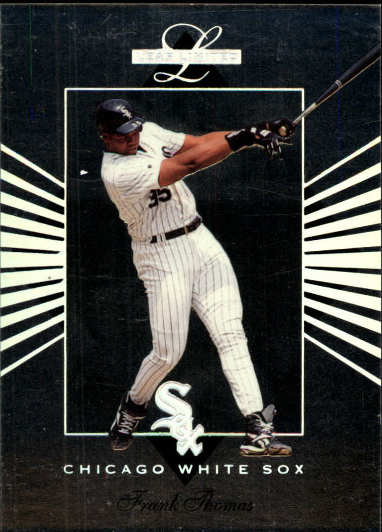 1994 Leaf Limited #24 Frank Thomas