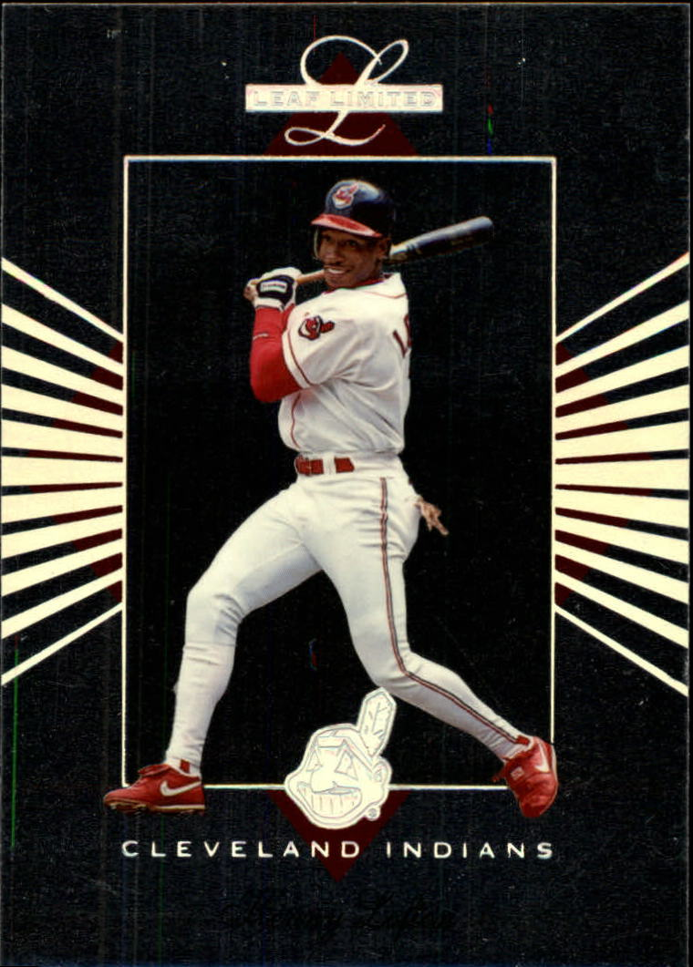 1994 Leaf Limited #28 Kenny Lofton