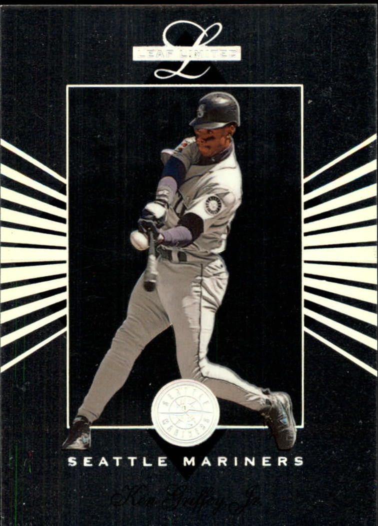 1994 Leaf Limited #66 Ken Griffey Jr.