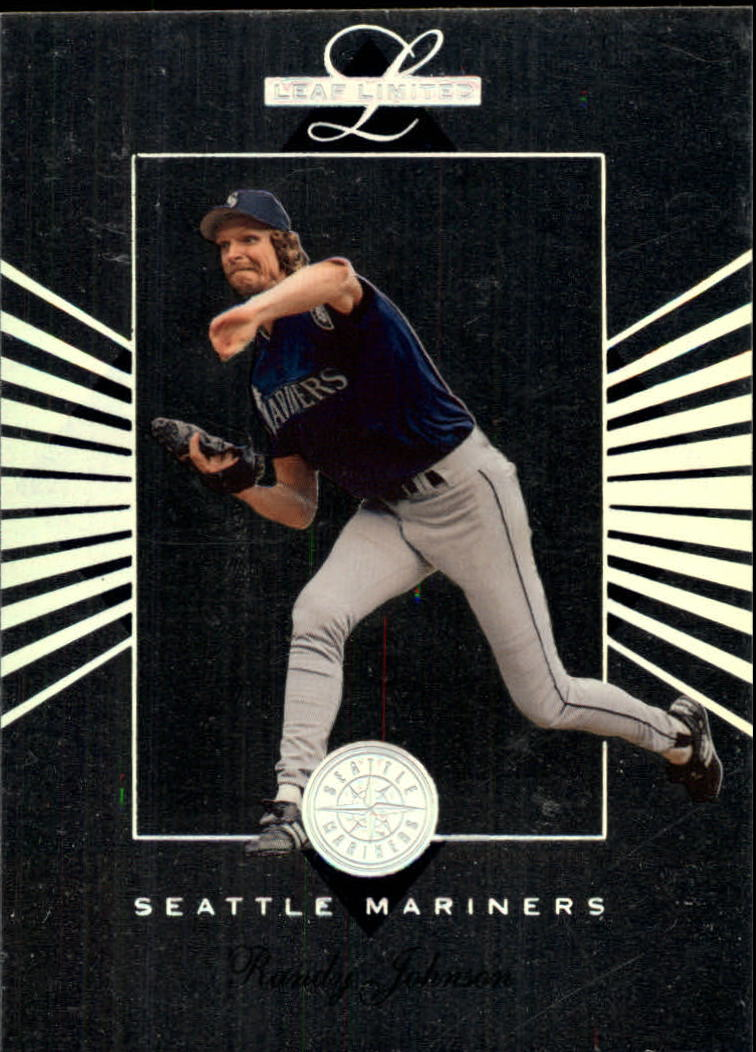 1994 Leaf Limited #67 Randy Johnson