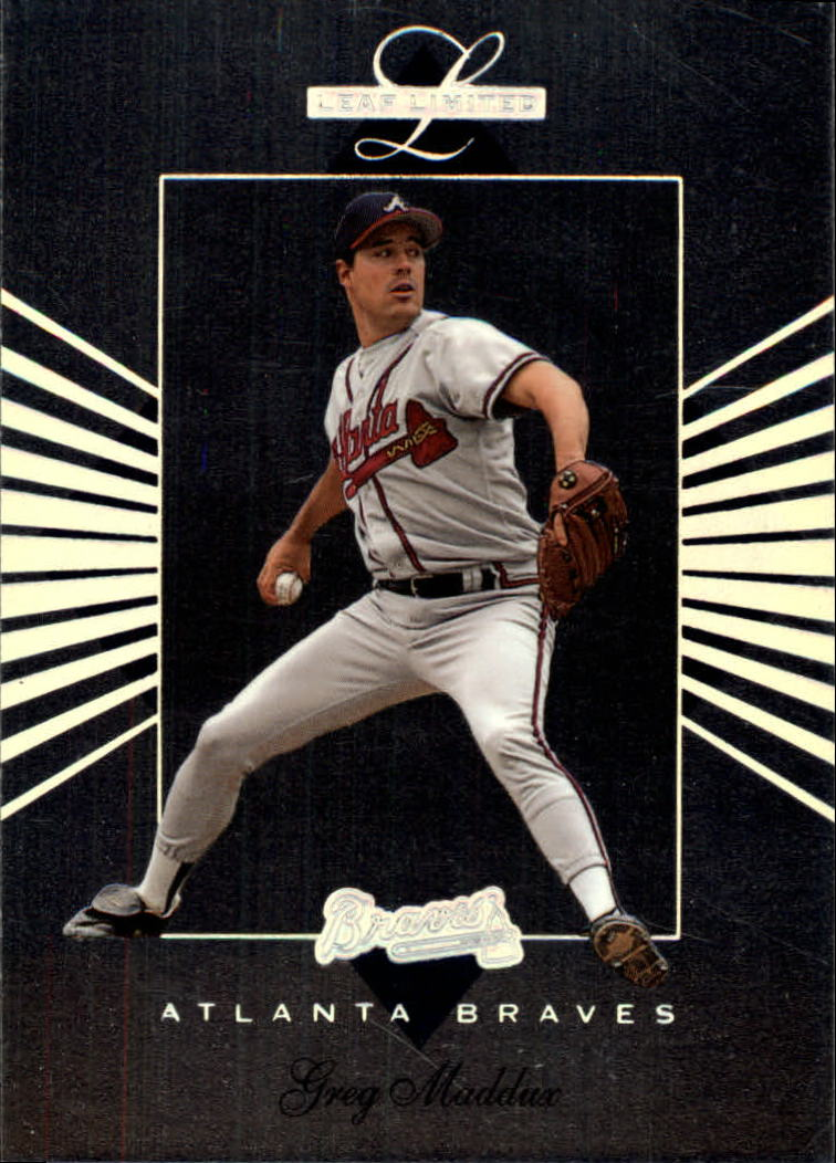 1994 Leaf Limited #87 Greg Maddux