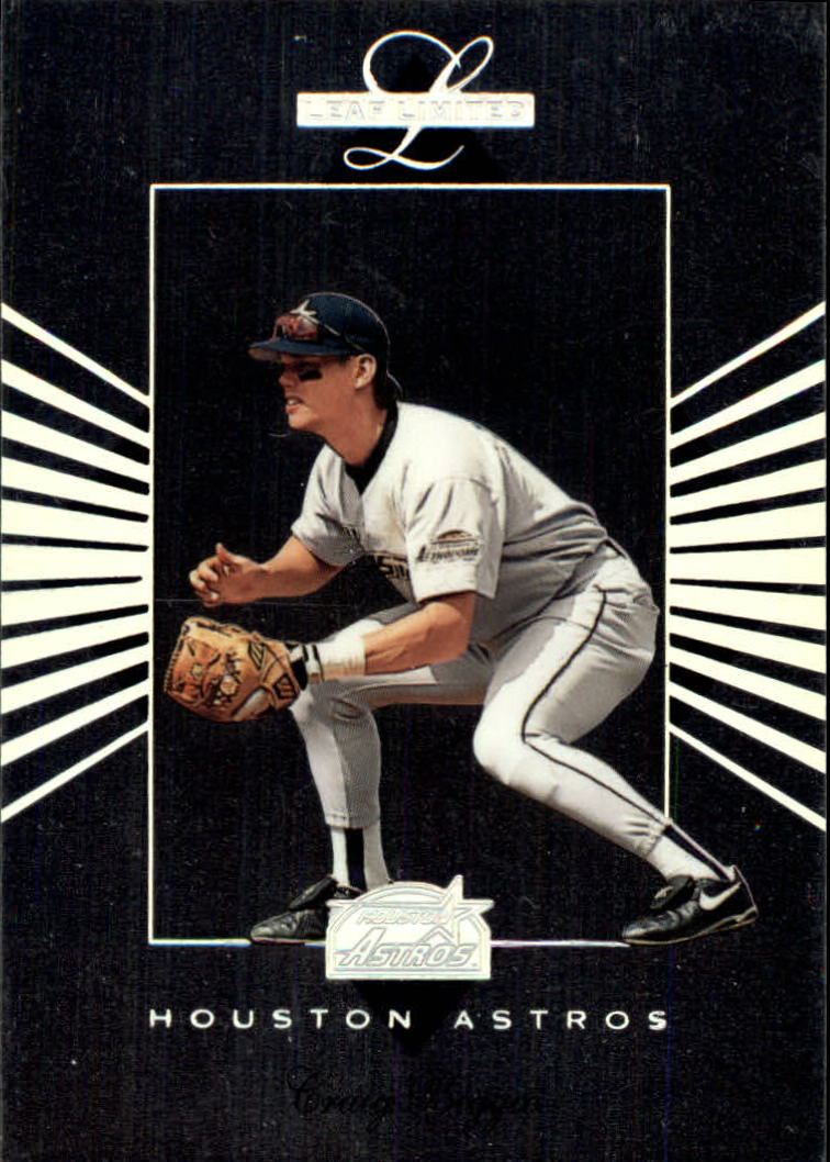 1994 Leaf Limited #111 Craig Biggio