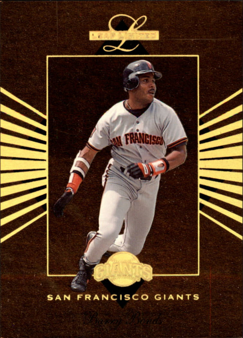 1994 Leaf Limited Gold All-Stars #10 Barry Bonds