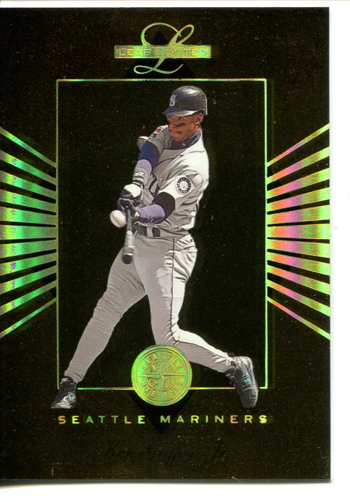 1994 Leaf Limited Gold All-Stars #11 Ken Griffey Jr.