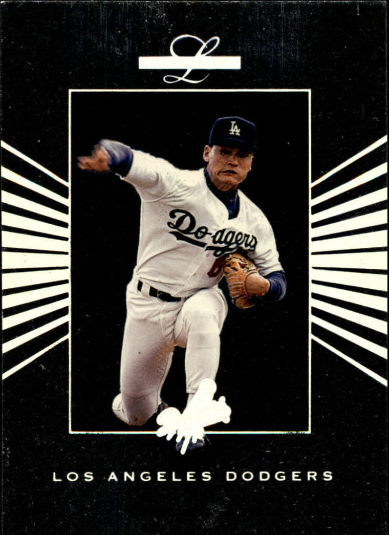 1994 Leaf Limited Rookies #78 Chan Ho Park RC
