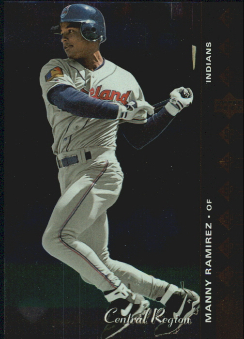 1994 SP Previews #CR4 Manny Ramirez