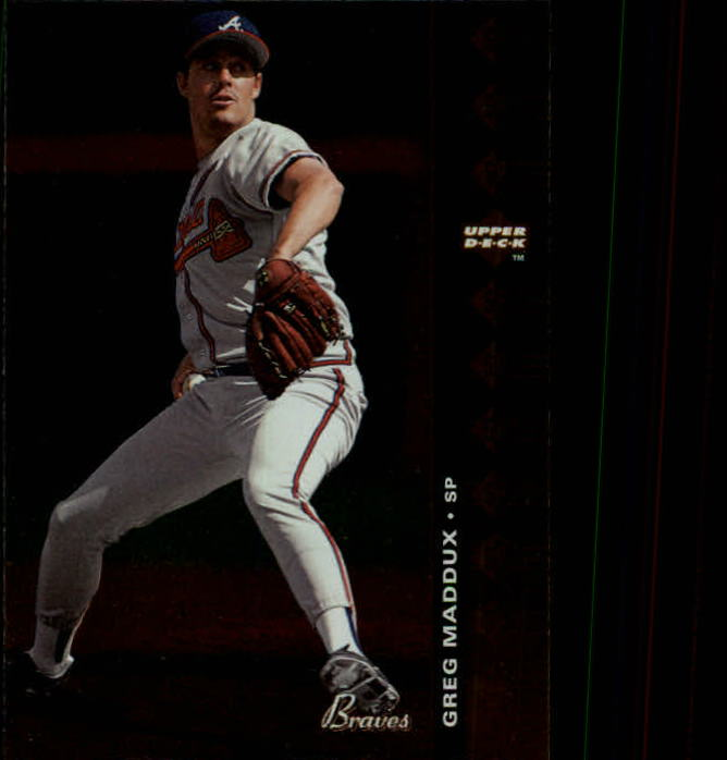 1994 SP #54 Greg Maddux