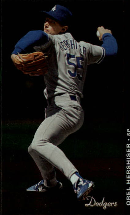1994 SP #77 Orel Hershiser