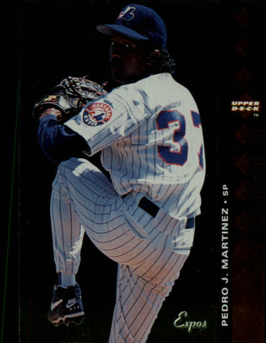 1994 SP #85 Pedro Martinez